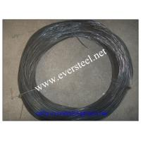 Buy cheap 3.0mm low carbon steel black annealed wire for binding in construction from wholesalers