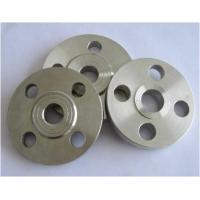 Buy cheap ASTM A105 CARBON STEEL SLIP ON FLANGES from wholesalers