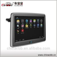 China 10.1-inch Android Rear-Seat entertainment with wifi 3G USB/ high speed SD on sale