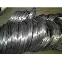 Buy cheap High Carbon Spring Steel Wire Black Oiled or Galvanized 1 . 2 mm And 2mm from wholesalers