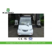 Buy cheap 4kW Electric Sightseeing Car With 8 / 11 / 14 Seats Max Speed 30km Energy Saving product