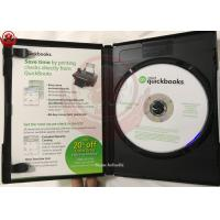 Buy cheap Microsoft Office Quickbooks Financial Software 2017 pro 64 Bit Package DVD + COA License from wholesalers