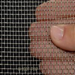 Buy cheap Fireproof Galvanized window screen mesh 14*16 window security mesh plain weave from wholesalers