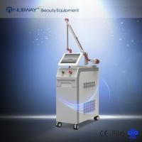 Buy cheap Dual Laser Cavity 1064/532 Q- Switched Nd: YAG Laser Machine Tattoo Removal and Long Pulse Laser from wholesalers