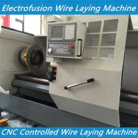 Buy cheap Electrofusion pad wire laying machine-PE Electro Fusion Fittings Equipment from wholesalers
