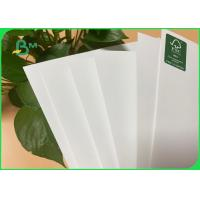 China 150g 200g White Plain Coated C2S Art Paper For Making Wall Calendar on sale