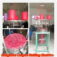 Buy cheap Match Color Scarf Knitting Machine from wholesalers