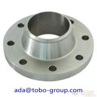 "Buy cheap API605 26-60 class 150 F53 F55 UNS S32750 Lap Joint Flange 3 / 8"" ~ 120"" product"