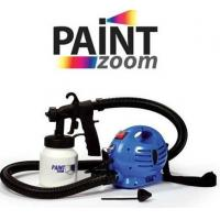 Buy cheap paint zoom electric spray gun on TV from wholesalers