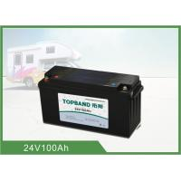 Buy cheap Deep Cycle Lifepo4 Rv Camper Battery Pack Rechargeable Long Cycle Life from wholesalers