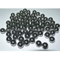 Buy cheap YG6X Tungsten Carbide Wear Parts , Tungsten Carbide Balls / Pellets For Oil Industry from wholesalers