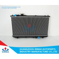 Buy cheap Kinga Aluminium Mazda Radiator For PREMACY'2010 PLM , Aluminium auto radiator product