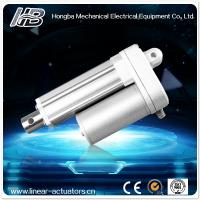 Buy cheap 24v dc motor electric linear motor drive, ce approval 200mm stroke linear actuator from wholesalers