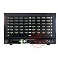 Buy cheap PTZ / CCTV video wall matrix controller 3.2Gbps Max Data Rate Support Keyboard mouse from wholesalers