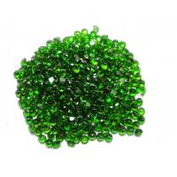 Buy cheap Untreated Green Chrome Diopside Loose Gemstones For Gemset Jewellery from wholesalers