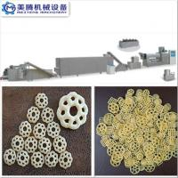 Buy cheap Fully Automatic high quality stainless steel 2D 3D Papad Pellets/Fryums making machine from wholesalers