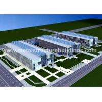 Buy cheap High Strength Modular Light Steel Frame Building With Stable And Durable Features from wholesalers