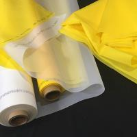 Buy cheap High Tension Polyester Screen Printing Mesh , Silk Screen Printing Materials from wholesalers