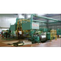 Buy cheap Carbon Steel 6 Hi Cold Rolling Mill , Hydraulic Pressure Down Cold Rolling Machine from wholesalers