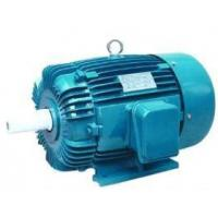 Buy cheap Horizontal Asynchronous Electric 3 Phase Induction Motor For Air Compressor from wholesalers