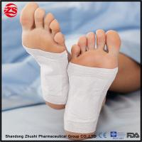 Buy cheap Zhushi Factory Wholesale Relax Health Broadcast Eco Detox Foot Patch from wholesalers