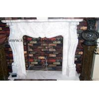 Buy cheap Granite Sandstone Fireplace Mantles from wholesalers