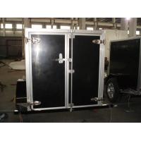 Buy cheap Small Square Shape Enclosed Cargo Trailer 7x4x4 from wholesalers