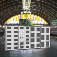 Buy cheap Automatic Vegetable Vending Lockers , Outdoor Locker Systems CE / FCC / ISO product