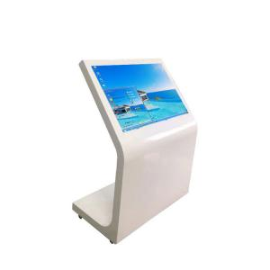 Buy cheap 500cd/m2 LCD Digital Signage 65 Inch Touch Information Kiosk For Wayfinding Totem product