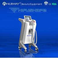 Buy cheap high intensity focused ultrasound slimming machine hifu for fat dissolving / Liposonix from wholesalers