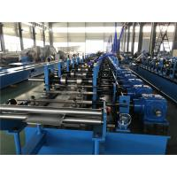 Buy cheap Sheet Metal Forming Equipment / Top Hat Roll Forming Machine 16 Stations with Rectify from wholesalers