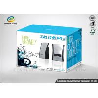 Buy cheap Recyclable Electronics Packaging Boxes Customized Logo ISO Certificated from wholesalers