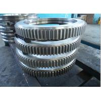 Buy cheap Outer Gear Slewing Ring Bearings from wholesalers