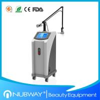 Buy cheap Professional fractional co2 laser Wrinkle Removal medical laser system machines from wholesalers