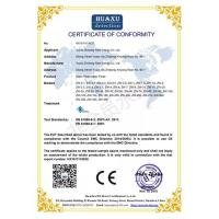 Yuyao Zhiwang New Energy Co., Ltd Certifications