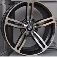 Buy cheap High quality 17 to 18 inch wheel rims for cars 120(mm)PCD, gun grey machined face from wholesalers
