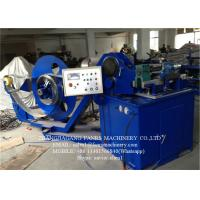 Buy cheap Stainless Steel Spiral Tube Forming Machine With Automatic Cutting System from wholesalers