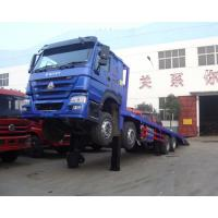 Buy cheap HOWO Cargo Container Truck / Safety 40 Tons Container Transport Truck ZZ1257M4641V/M from wholesalers