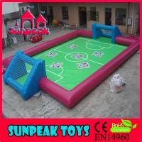 China F-012 Kids Newest Design Indoor Soccer Field For Sale on sale