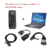 Buy cheap 2018C CAT Caterpillar ET Diagnostic Adapter III Diagnostic Tool cat Scanner With DELLd630 laptop (Real Caterpillar ET3) from wholesalers