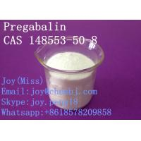 Buy cheap Pregabalin pharma raw material Pregabalin 148553-50-8 Anticonvulsant Antiepileptic API product