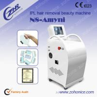 China LCD IPL Hair Removal Machines Skin Rejuvenation Beauty Machine For Salon Use on sale