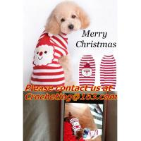 Buy cheap Retail Teddy Chihuahua Fashion Dog Puppy snowflake Pet Jumper Knit Dog Sweater Pink Blue X from wholesalers