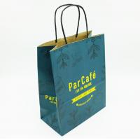 Buy cheap Party Wedding Personalised Paper Bags For Business Merchandise Anniversary from wholesalers