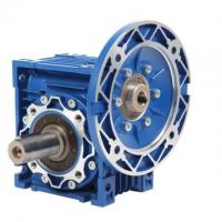 Buy cheap Professional Worm Gear Speed Reducer , Worm Wheel Gearbox 0.06-15KW Power from wholesalers