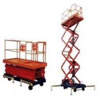 Buy cheap explosion-proof Mobile scissor lift / hydraulic aerial lift / electric elevated platform Lifting height 4 - 20m from wholesalers