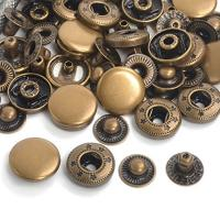 Buy cheap Craft Diy Metal Press Button Decorative Fit Handbags / Shoes / Garments from wholesalers