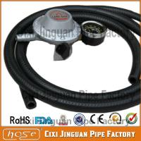 Buy cheap Fiber Reinforced LPG Gas Hose and Gas Pressure Regulator from wholesalers