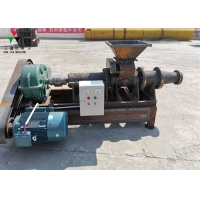 Buy cheap Roll Screw Type Briquetting Coconut Shell Charcoal Making Machine from wholesalers