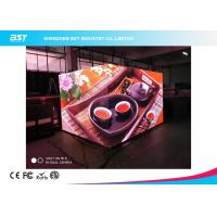 Buy cheap HD Cube Indoor Advertising LED Display 4 Pixel Pitch Seamless Splicing For Restaurant from wholesalers